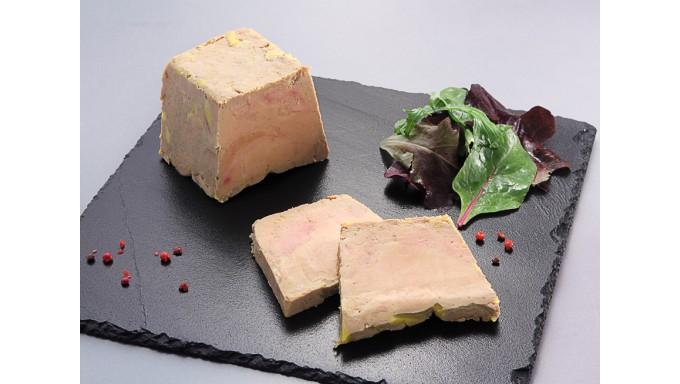 foie gras cuit en terrine. Black Bedroom Furniture Sets. Home Design Ideas