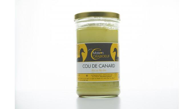 Cou farci au Foie gras et Pruneaux