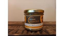 Rillettes au Foie gras et Magret fumé 100gr