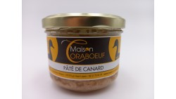 Pâté de canard Tradition 190 gr