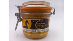 Marbré de foie gras aux magrets fumés 200g