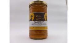Cassoulet aux Manchons confits 800 gr